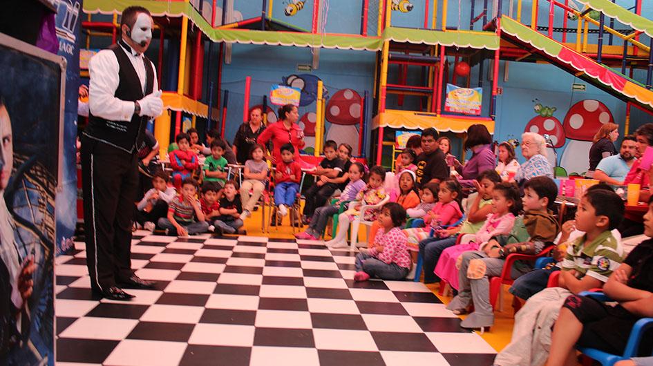 Mago para fiestas infantiles